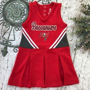 Other - New NFL Tampa Bay Buccaneers Cheerleader Dress Set